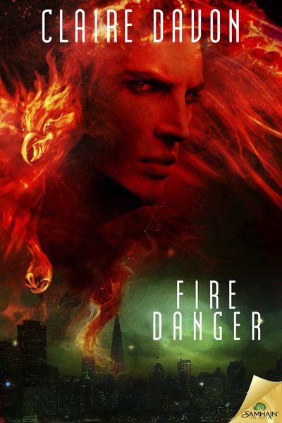cdFire Danger Samhain Cover