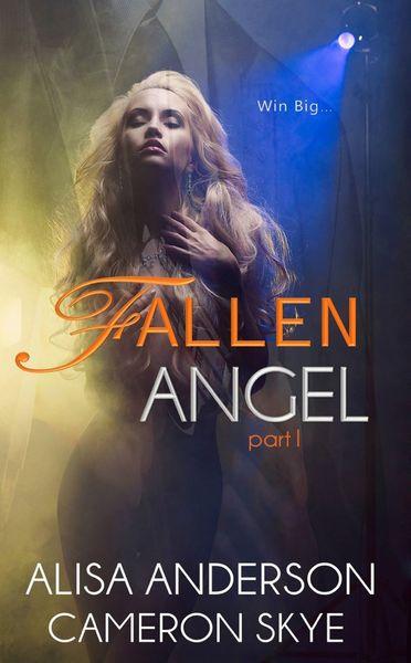 Fallen Angel Part 1 Cover