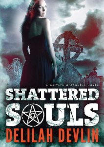 Shattered Souls Trading Card Front