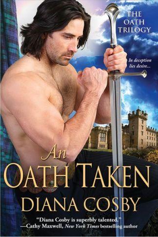 dcAn Oath Taken Cover