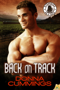 dcBack on Track cover
