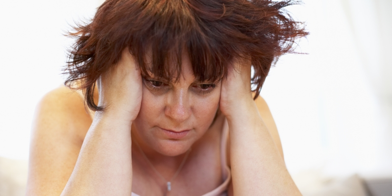 Chronically elevated cortisol