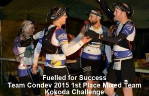 Fuelling Endurance