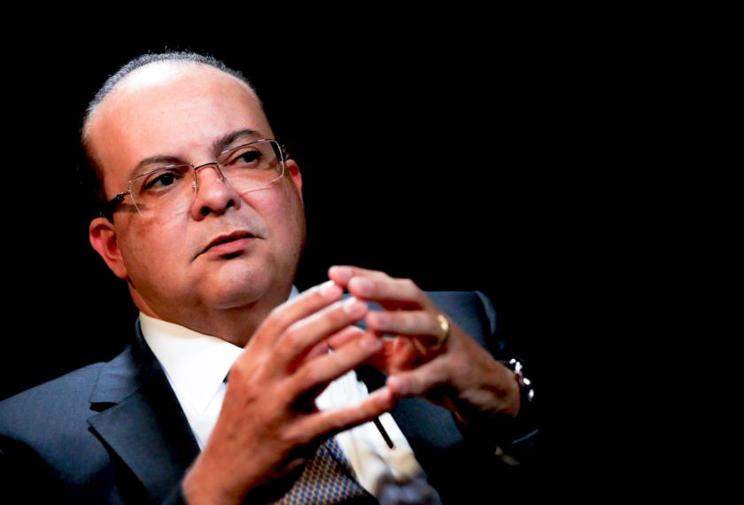 Brasília (DF), 27/12/18. Ibaneis Rocha - governador eleito do DF concede entrevista ao Metrópoles. Foto: Rafaela Felicciano/Metrópoles