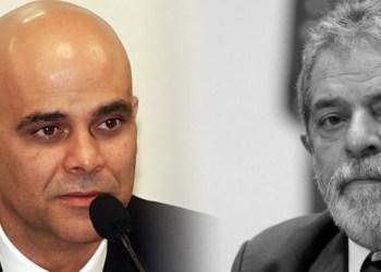 Marcos Valério e Lula