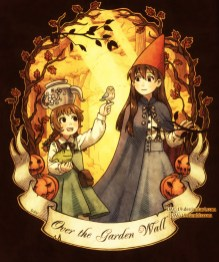 Arte: http://dav-19.deviantart.com/art/Over-the-Garden-Wall-550962714