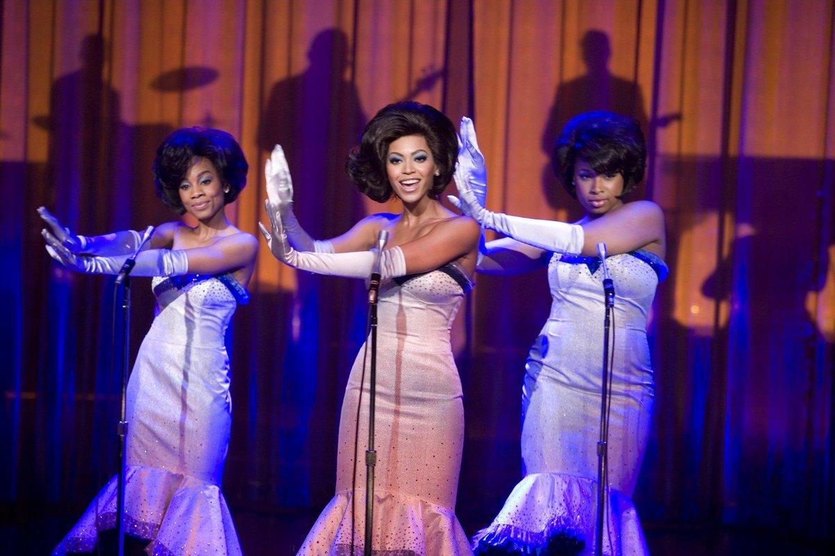[CINEMA] Dreamgirls - Em busca de um sonho: Questões de gênero e história da música e do movimento negro
