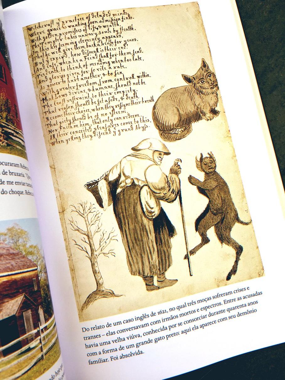 Intriga, traição e histeria em Salem