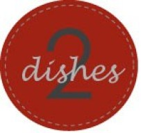 2 dishes logo