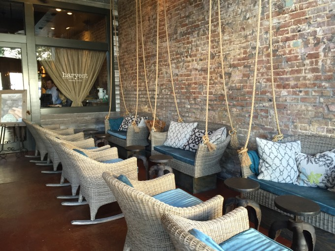 A Design and Ambiance Winner in Dallas has Great Food Too!