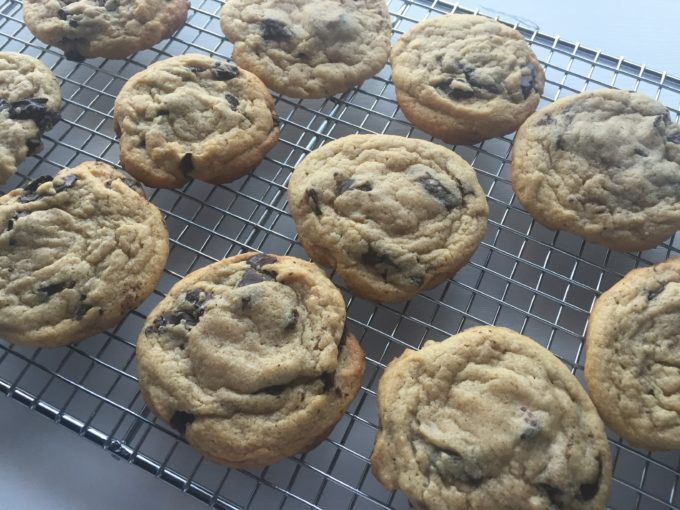 My new Favorite Chocolate Chip Cookie contains a Secret Ingredient!