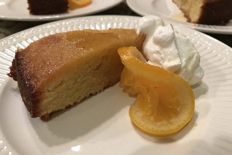 Citrus adds a Fresh Taste to this Sumptuous Dessert!