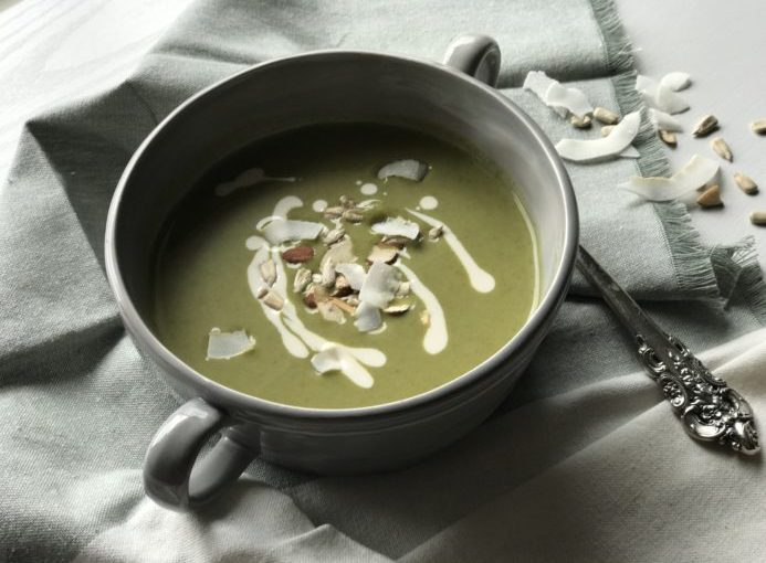 "Get your ""Healthy"" on with this Nutrient Packed Soup!"