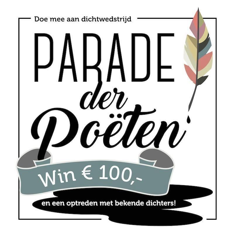 Parade der Poëten Eemland 2018