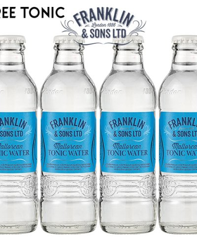 Franklins Mallorcan Tonic Offer