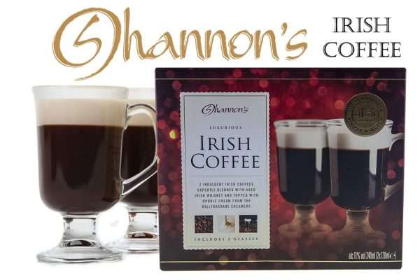 shsnnon's irish coffee