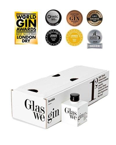 Glaswegin Gin 5cl Pack of 12