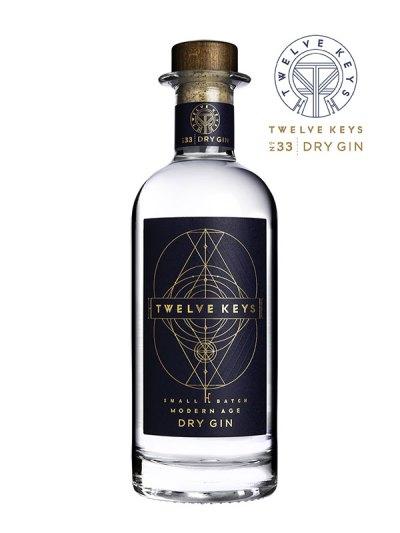 Twelve Keys Gin