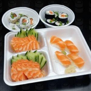 Combos Executivos - Delivery Sushi Rão, o Maior do Brasil. O melhor da Comida Japonesa na sua casa!