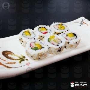 Roll California - Delivery Sushi Rão, o Maior do Brasil. O melhor da Comida Japonesa na sua casa!