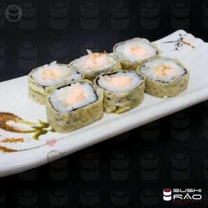 Roll Ebi Hot (Camarão) - Delivery Sushi Rão, o Maior do Brasil. O melhor da Comida Japonesa na sua casa!