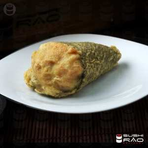 Temaki de Philadelphia Empanado - Delivery Sushi Rão, o Maior do Brasil. O melhor da Comida Japonesa na sua casa!