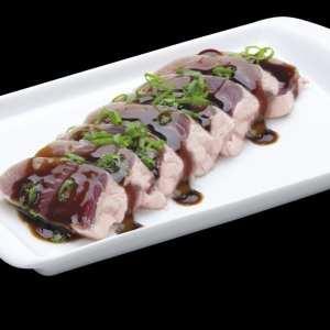Sashimi Toast de Atum- Delivery Sushi Rão, o Maior do Brasil. O melhor da Comida Japonesa na sua casa!