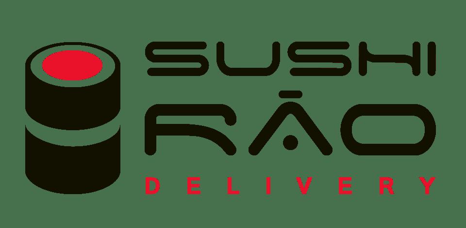 Logo Sushi Rão, Logotipo Sushi Rão