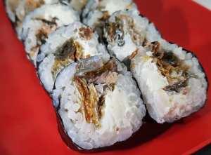 Roll Skin com Philadelphia - Delivery Sushi Rão, o Maior do Brasil. O melhor da Comida Japonesa na sua casa!