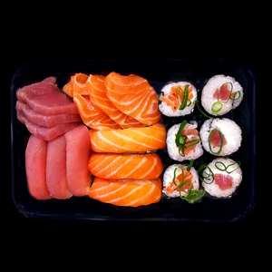 Novos Boxes, Box Tradicional - Sushi Rão, o Delivery que mais vende Hot Philadelphia no mundo! O melhor da Comida Japonesa na sua casa!