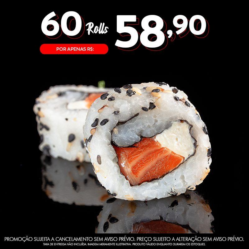 Promoção de Japa - Sushi Rão, o Delivery que mais vende Hot Philadelphia no mundo! O melhor da Comida Japonesa na sua casa!