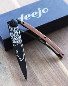 Deejo… Mon couteau personnalisé