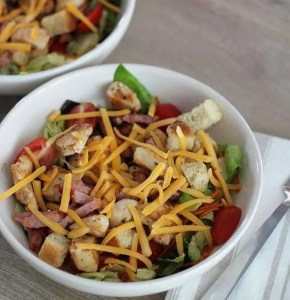 Salade Louisiane – 400 Kcal – 11 SP