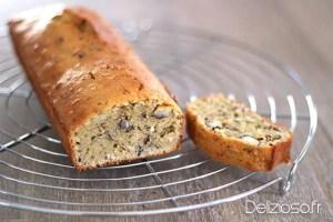 Cake moelleux aux noisettes sans Gluten