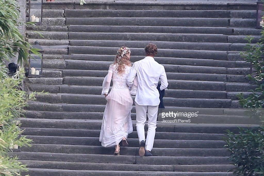 Beatrice Borromeo Pierre Casiraghi Wedding