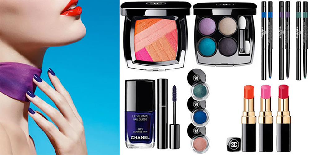 Chanel L.A. Sunrise Collection