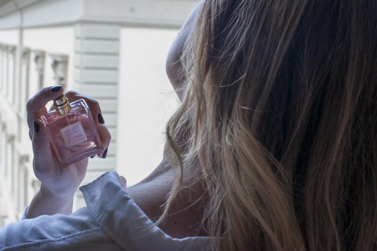 Touche de Parfum Coco Chanel