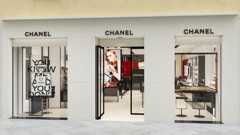 Chanel Boutique Venezia