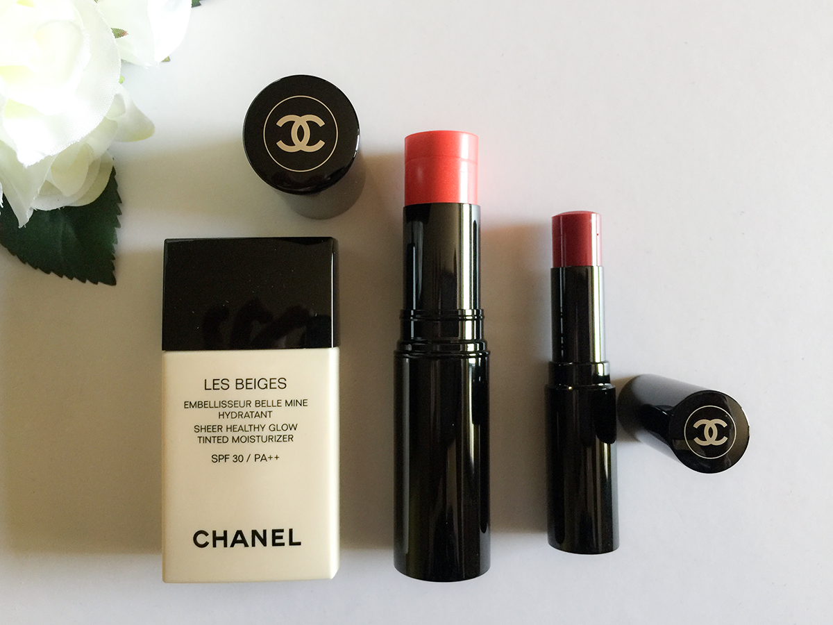 Les Beiges di Chanel