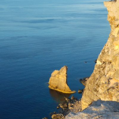 Scoglio Vela da Albero Sole