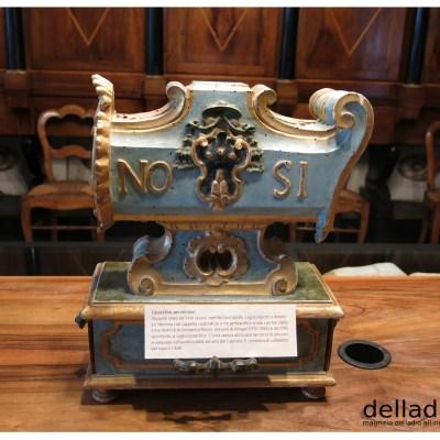 Cattedrale - Urna votazioni