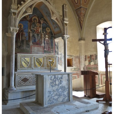 Cattedrale - Cappella Caetani
