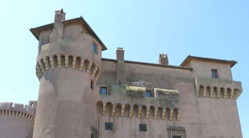 Il Castello di Santa Severa
