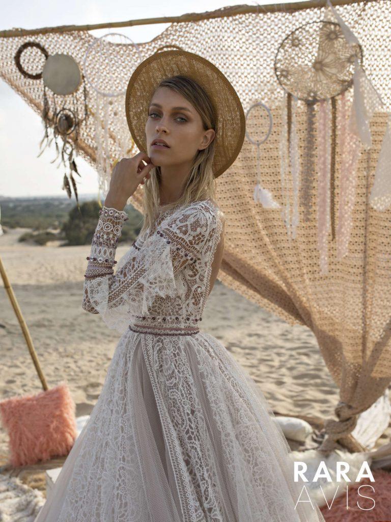 Wedding dress Alyfi - wild soul collection