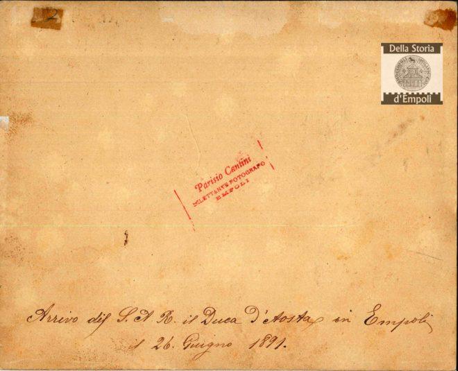 1891-arrivo-duca-daosta-a-empoli-retro