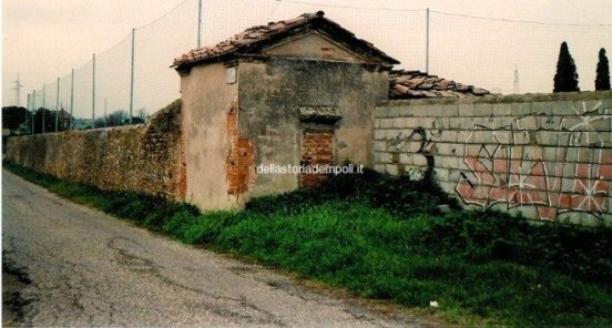 Edificio oggi esistente - Foto di Carlo Pagliai