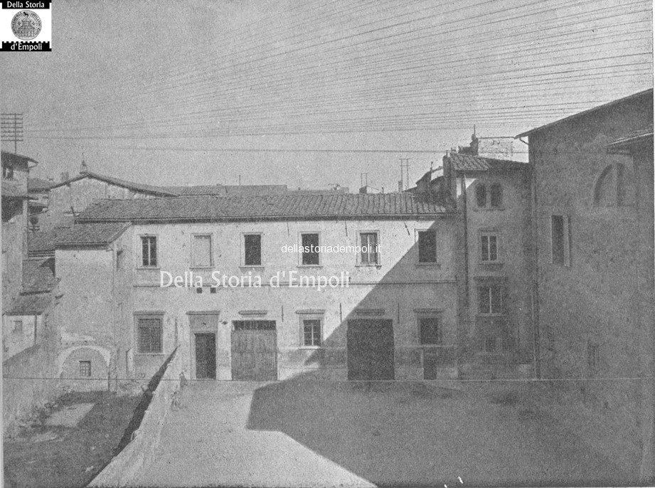 Empoli Caserma Pompieri 1956