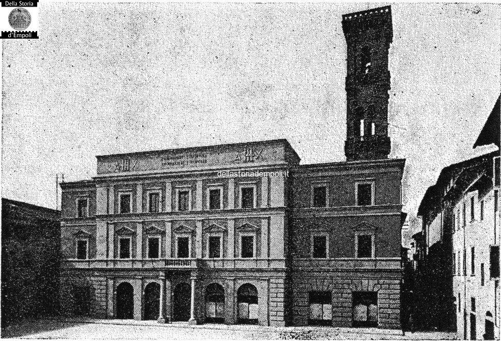 Empoli Piazza Del Popolo Anni 301