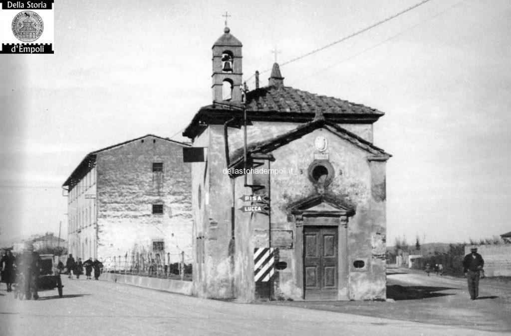 Empoli, Antico Oratorio Di San Rocco