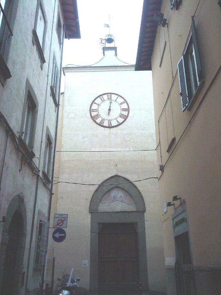 Tornato A Funzionare L'orologio Della Chiesa Di S. Stefano Degli Agostiniani Ad Empoli